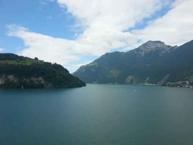 Schweiz/ Vierwaldstätter See